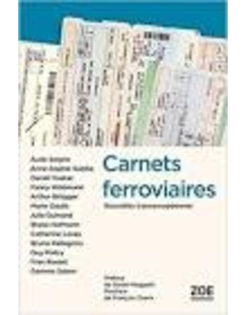 COLLECTIF Carnets ferroviaires
