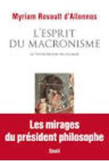 L'esprit du macronisme