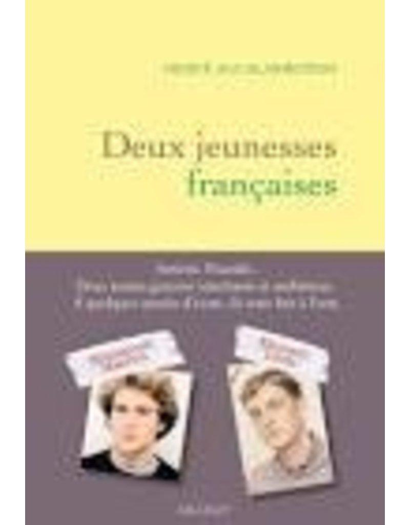 ALGALARRON Hervé Deux jeunesses francaises