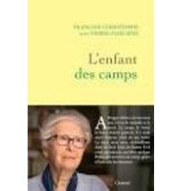 CHRISTOPHE Francine & MARLIERE Pierre L'enfant des camps