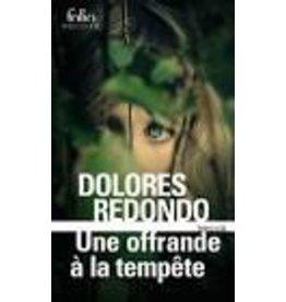 REDONDO Dolores Une offrande à la tempête (Trilogie du Baztan 3)