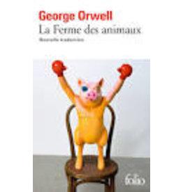 Orwell George La ferme des animaux (poche)