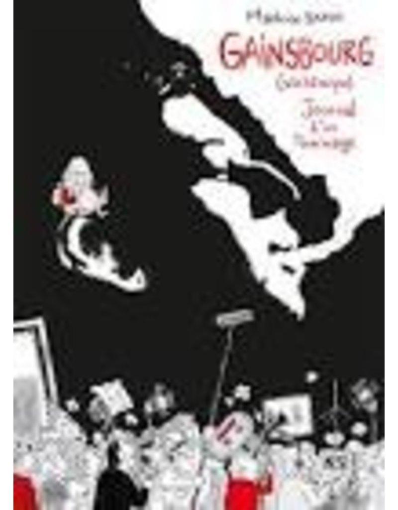 Gainsbourg (vie héroïque). Journal d'un tournage