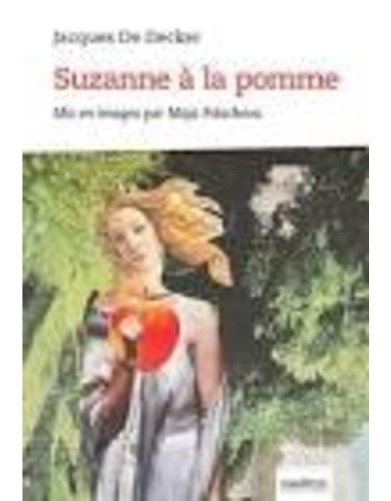 Suzanne à la pomme
