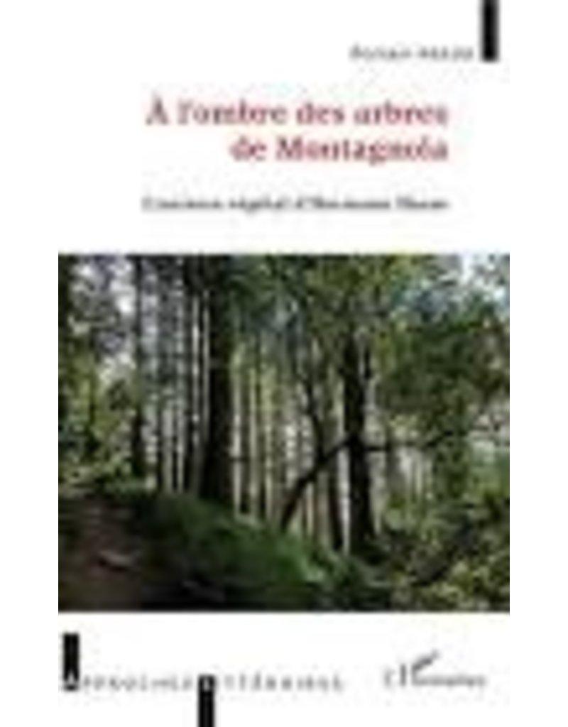 A l'ombre des arbres de Montagnola