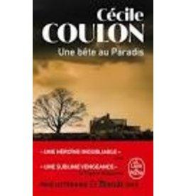 COULON Cécile Une bête au paradis (poche)