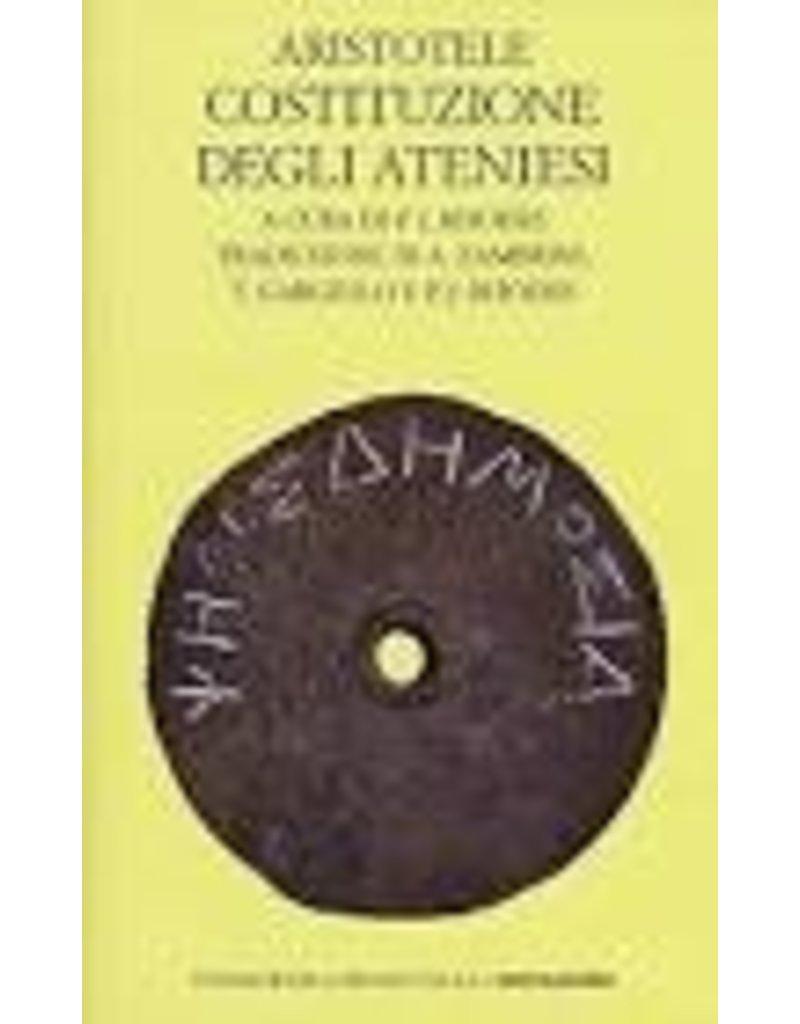 La Costituzione degli Aten