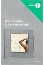 CALVINO Italo Gli amori difficili