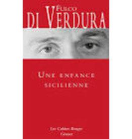 CHARLES-ROUX Edmonde (tr.) Une enfance sicilienne