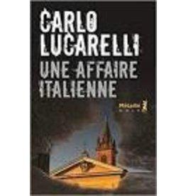 LUCARELLI Carlo Une affaire italienne