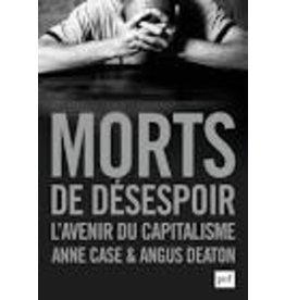 Morts de désespoir. L'avenir du capitalisme