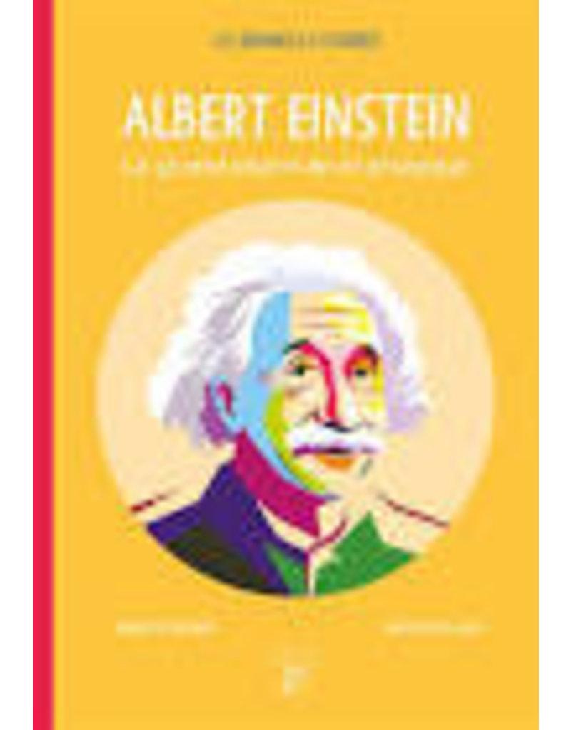 Albert Einstein. le grand esprit de la physique