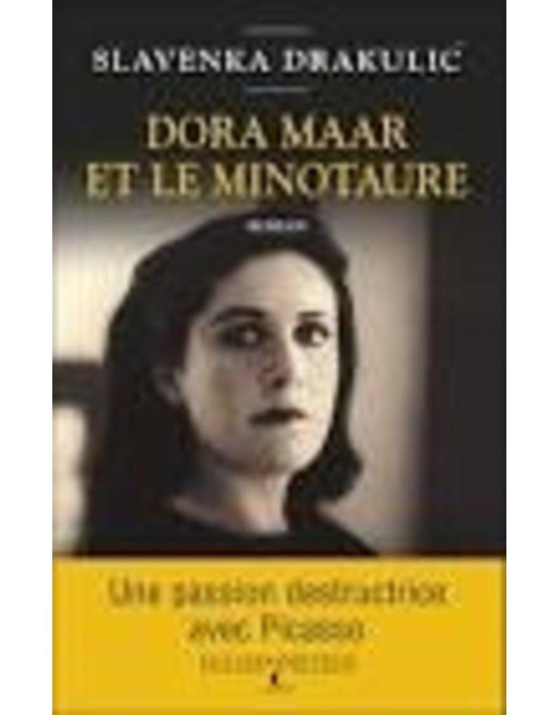 Dora Maar et le Minotaure
