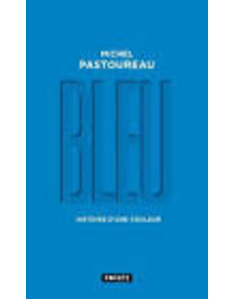 Bleu. Histoire d'une couleur (poche)