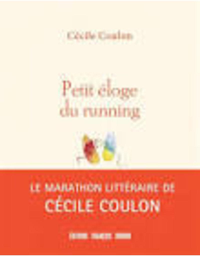 COULON Cécile Petit éloge du running