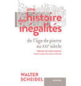 SCHEIDEL Walter Une histoire des inegalités