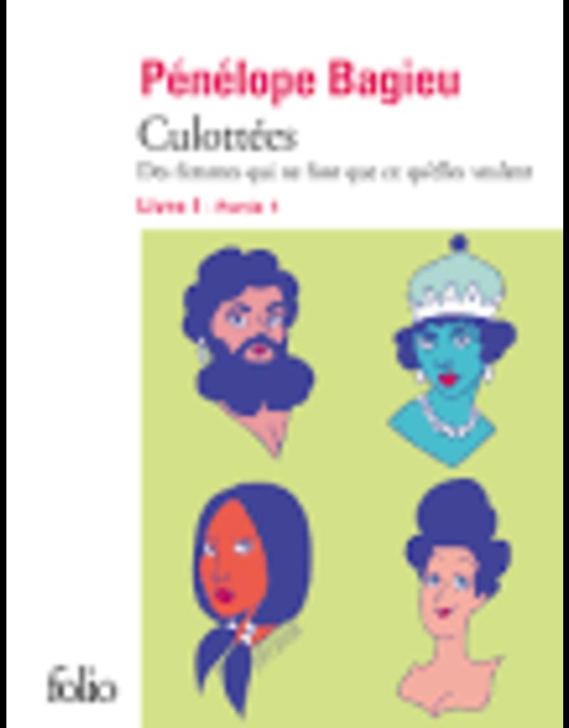BAGIEU Pénélope Culottées. Livre I. Partie 1 (poche)