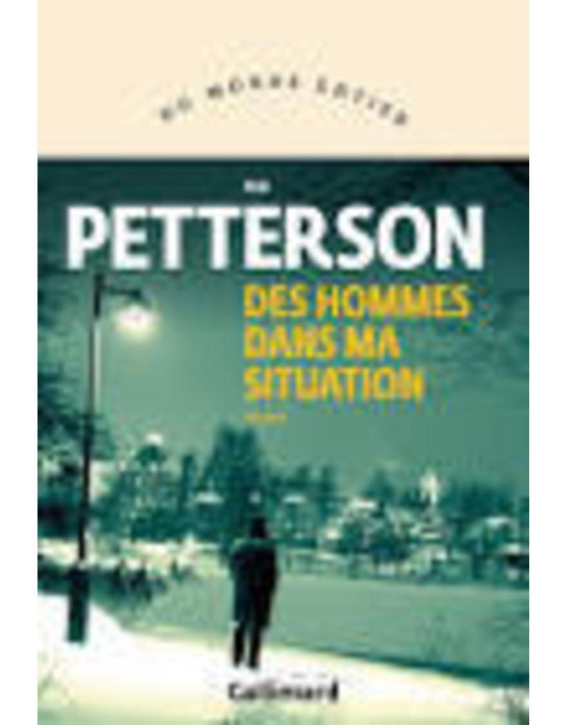 PETTERSON Per Des hommes dans ma situation