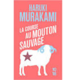 MURAKAMI Haruki La course au mouton sauvage