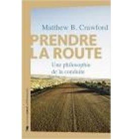 CRAWFORD Matthew Prendre La Route