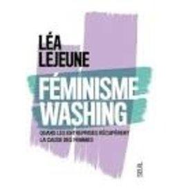 LEJEUNE Léa Féminisme Washing