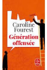 FOUREST Caroline Generation Offensee