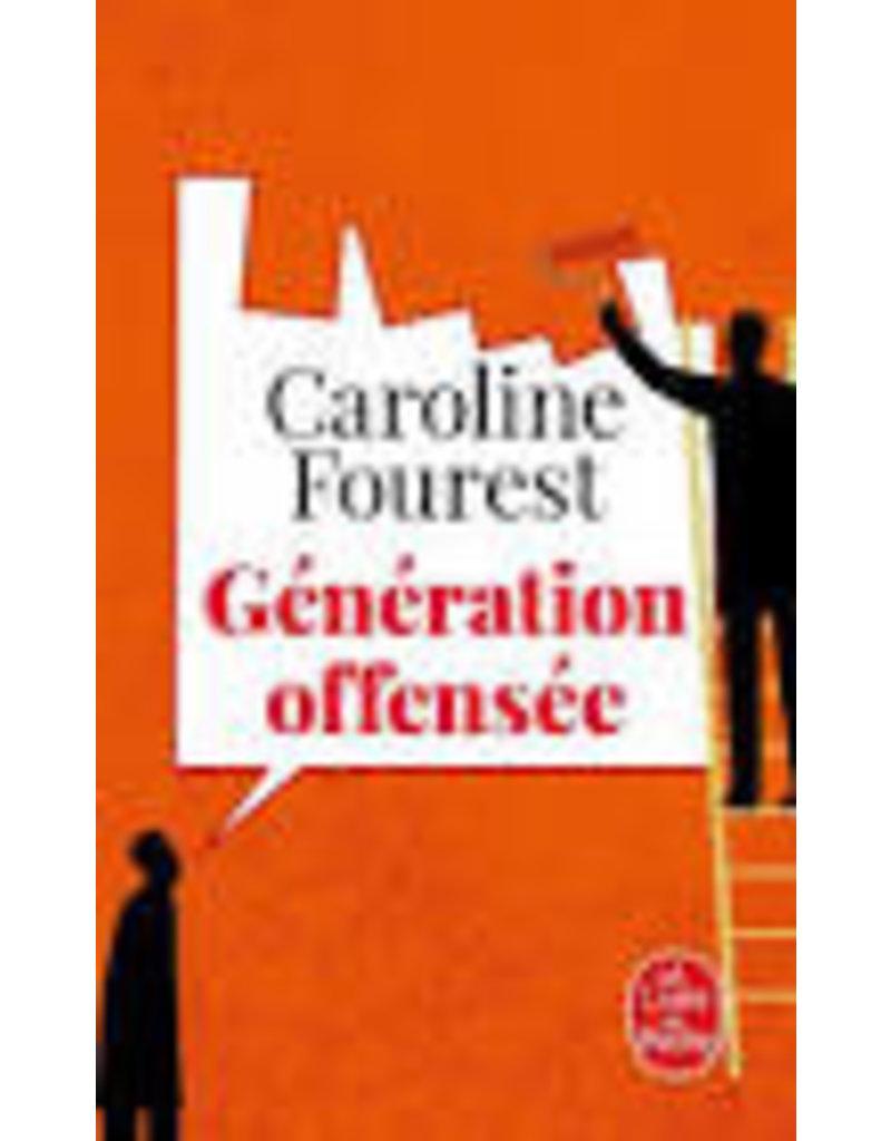 FOUREST Caroline Geénération offensée (poche)