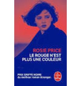 MARIETTE Sandrine (tr.) Le rouge n'est plus une couleur