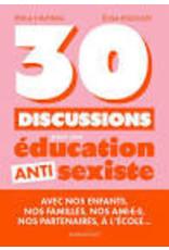 RIGOULET Elisa & HINTIKKA Pihla 30 Discussions Pour Une Educat