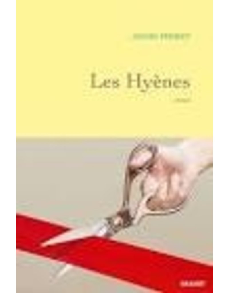 FERRET Annie Les hyènes