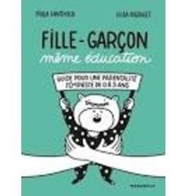 RIGOULET Elisa & HINTIKKA Pihla Fille-Garcon. Même éducation