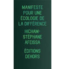 AFEISSA Hicham-Stéphane Manifeste pour une écologie de la différence