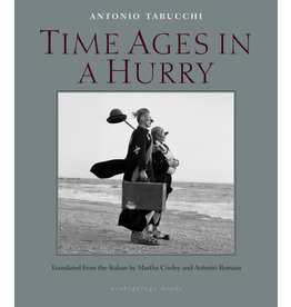TABUCCHI Antonio Time Ages In a Hurry