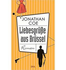 COE Jonathan Liebesgrüße aus Brüssel