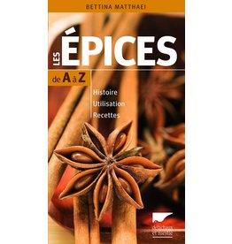 Les épices de A à Z