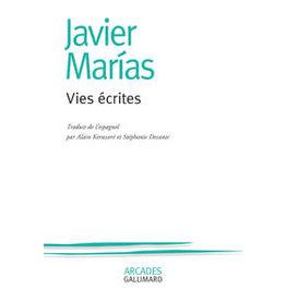 MARIAS Javier Vies écrites