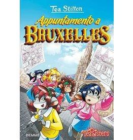 Tea Stilton - Appuntamento a Bruxelles