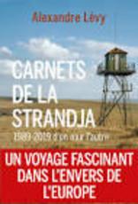 LEVY Alexandre Carnets de la Strandja