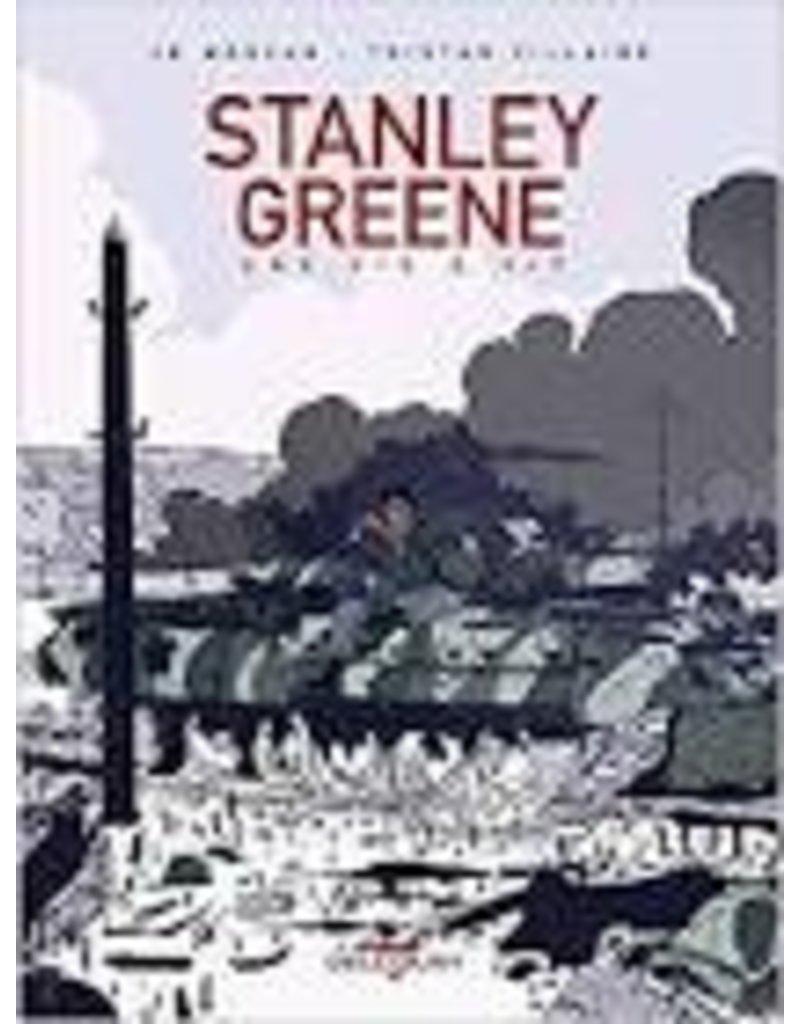 Stanley Greene Une vie à vif