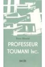BLONDEL Pierre Professeur Toumani Inc.