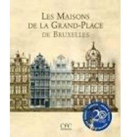 COLLECTIF Les maisons de la Grand-Place de Bruxelles