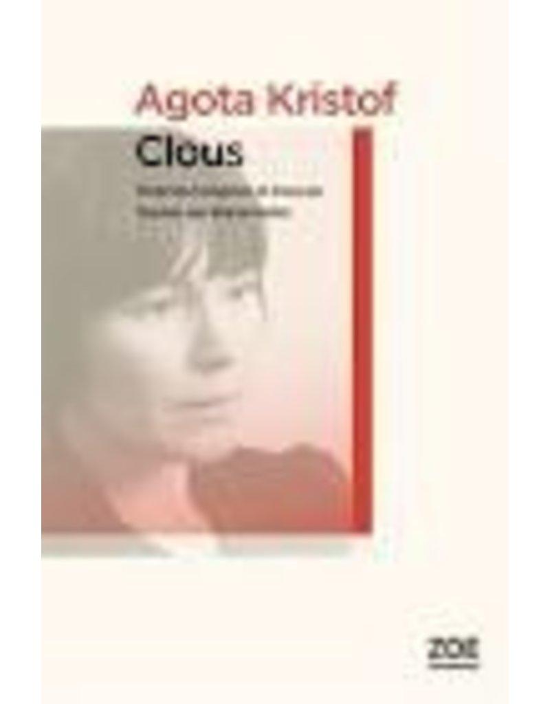KRISTOF Agota Clous - poemes hongrois et francais