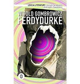 GOMBROWICZ Witold Ferdydurke (PL)