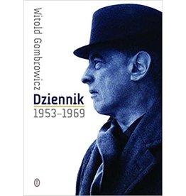 GOMBROWICZ Witold Dziennik 1953-1969
