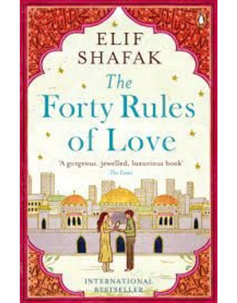 SHAFAK Elif The Forty Rules of Love