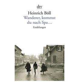 BOLL Heinrich Wanderer,kommst du