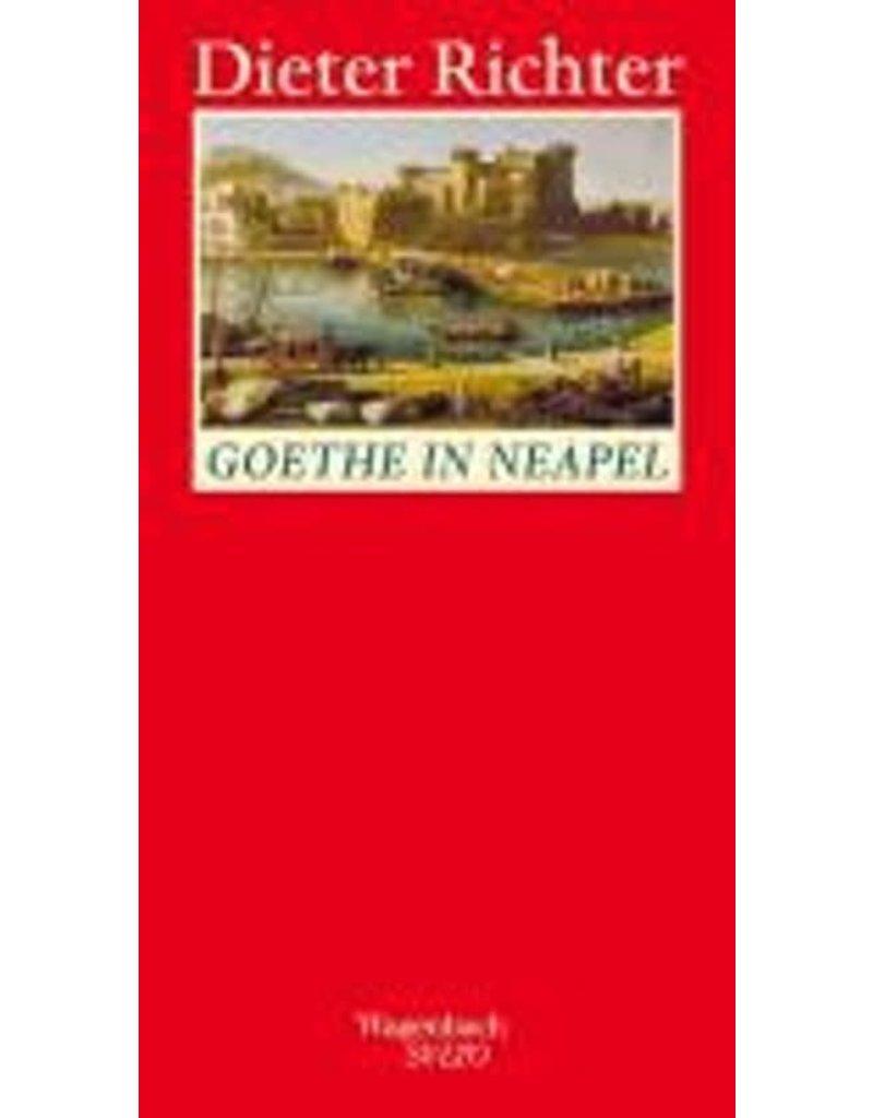 LITERARISCHE EINLADUNG Goethe in Neapel