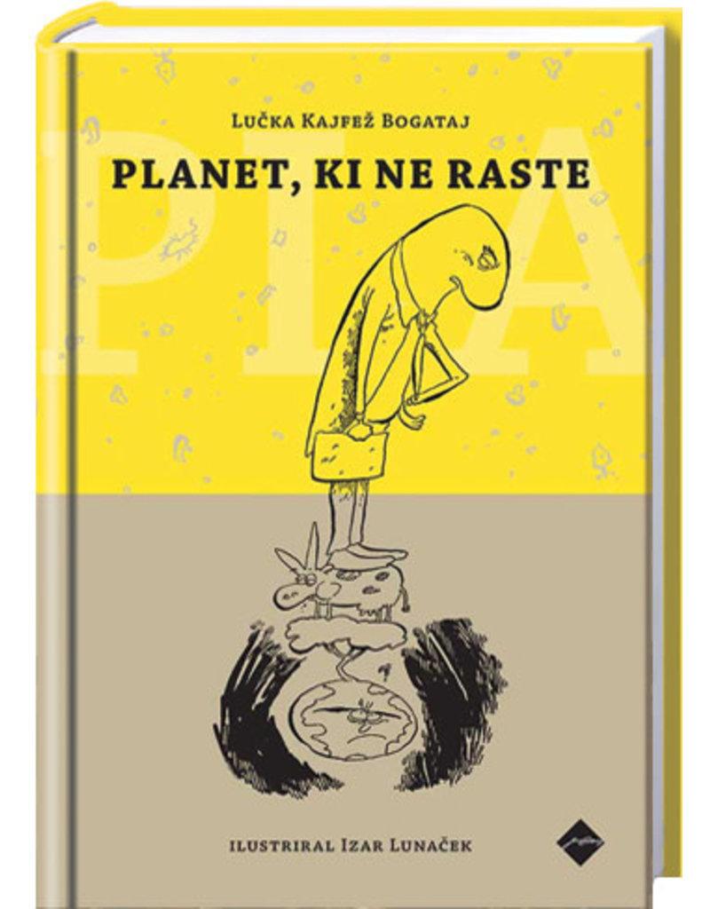 Planet, ki ne raste