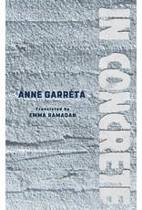 GARRETA Anne In Concrete