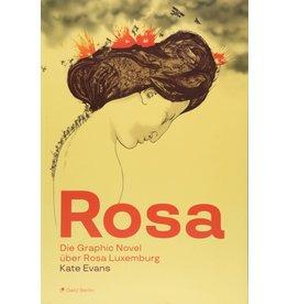 EVANS Kate Rosa - die Graphic Novel über Rosa Luxemburg